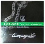Campagnolo VELOCE 10-f. Kette Ultra Narrow