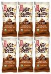 CLIF Bar Nut Butter Bar Chocolate Hazelnut Butter 6x50g