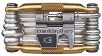 CrankBrothers Multi-17 Multitool gold
