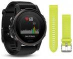 Garmin fēnix® 5S Saphir - GPS Multisport Smartwatch + extra Armband