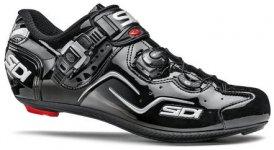 Sidi Kaos Fahrradschuh Men black/black 2015 39 schwarz Fahrradbekleidung Fahrradschuhe Rennrad Schuhe 39