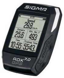 SIGMA SPORT ROX 7.0 GPS Fahrradcomputer schwarz Fahrradcomputer, Gr. keine Angabe