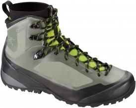 Arcteryx M Bora MID GTX Herren | Grün | EU 46 | +EU 40 / US 7 / UK 6.5,EU 40 2/3 / US 7.5 / UK 7,EU 41 1/3 / US 8 / UK 7.5,EU 42 / US 8.5 / UK 8,EU 42 2/3 / US 9 / UK 8.5,EU 43 1/3 / US 9.5 / UK 9,EU 44 / US 10 / UK 9.5,EU 44 2/3 / US 10.5 / UK 10,EU 45 1