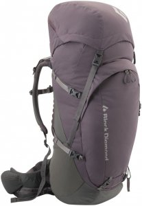 Black Diamond W Onyx 55 Pack, Purple Sage | Damen Alpin- & Trekkingrucksack