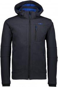 CMP M Jacket Zip Hood Softshell   Größe 48,50,52,54,56,58   Herren Freizeitjacke