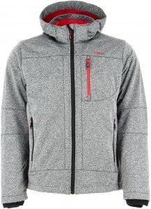 CMP M Jacket Zip Hood Softshell Melange | Größe 58,48,54,56,60,46,50,52 | Herren Freizeitjacke