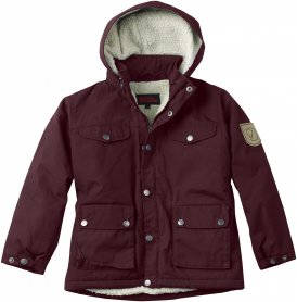 Fjällräven Kids Greenland Winter Jacket | Größe 116,128 | Kinder Fleece Jacke