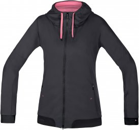 Gore Bike Wear W Power Trail Lady Gore Windstopper Softshell Hoody | Größe 40 | Damen Softshelljacke