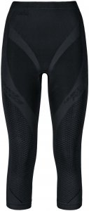 Odlo W Muscle Force Pants 3/4 Evolution Warm | Damen Unterwäsche