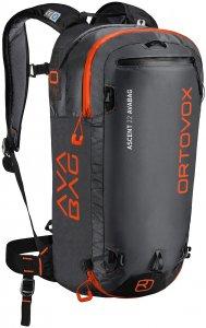 Ortovox Ascent 22 Avabag MIT Avabag-Unit |  Ski- & Tourenrucksack