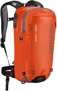 Ortovox Ascent 22 Avabag MIT Avabag-Unit | Größe 22l |  Lawinenrucksack
