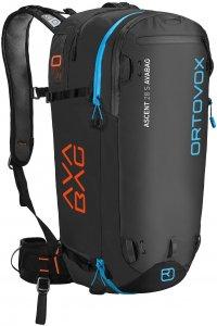 Ortovox Ascent 28 S Avabag Ohne Avabag-Unit |  Lawinenrucksack