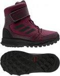 adidas Kids Terrex Snow CF CP CW Lila/Violett, PrimaLoft® EU 30 -Farbe Mystery
