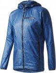 adidas M Terrex Agravic Alpha Hooded Shield Herren | Blau | 52 | +48,52,54