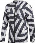 adidas Terrex Agravic Wind Jacket Weiß, Male Windbreaker, 54