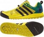 adidas Terrex Solo Gelb, Male EU 47 1/3 -Farbe Unity Lime -Core Black -Bright Ye