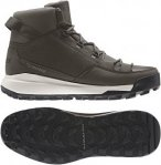 adidas Winterpitch Mid Climaproof Climawarm Braun, Male EU 42 -Farbe Umber -Core