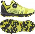 adidas Terrex Agravic Boa Rain.RDY Kids Gelb | Größe EU 34 |  Hiking- & Approa