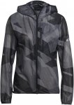 adidas Terrex Agravic Rain Jacket W Grau   Größe M   Damen Windbreaker