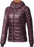 adidas Terrex Climaheat Agravic Down Hooded Jacket Rot, Female Daunen Daunenjack