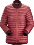 Arcteryx W Nexis Jacket Rot | Größe M | Damen Freizeitjacke
