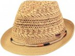 Barts Camp Hat Beige, Accessoires, One Size