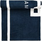 Barts Guanabo Towel Blau   Größe One Size    Handtücher