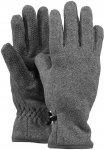 Barts Kids Fleece Gloves Grau | Größe Gr. 4 |  Fingerhandschuh