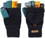 Barts Kids Puppet Bumgloves Blau, 4, Kinder Fingerhandschuh ▶ %SALE 30%