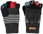 Barts Kids Puppet Bumgloves Grau, 3, Kinder Fingerhandschuh ▶ %SALE 30%
