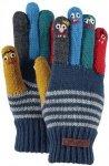Barts Kids Puppet Gloves Blau, Kinder Fingerhandschuh, 3.0