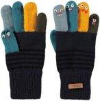 Barts Kids Puppet Gloves Blau, 3, Kinder Fingerhandschuh ▶ %SALE 30%