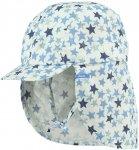 Barts Kids Tench Cap Blau / Weiß | Größe 47 |  Cap & Hüte