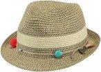 Barts Womens Lanchett Hat Braun, One Size, Damen Hüte ▶ %SALE 35%