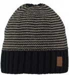 Barts David Beanie Gestreift, Male Accessoires, One Size