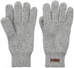 Barts M Haakon Gloves Grau   Größe M-L   Herren Fingerhandschuh