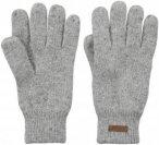 Barts Haakon Gloves Grau, Male Accessoires, M-L