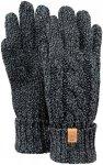 Barts Mens Twister Gloves Schwarz, One Size, Herren Fingerhandschuh ▶ %SALE 30