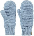 Barts Womens Jasmin Mitts Blau, One Size, Damen Fausthandschuh ▶ %SALE 30%