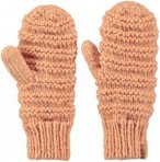 Barts Jasmin Mitts Orange, Female Accessoires, One Size