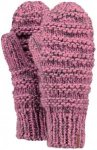 Barts Jasmin Mitts Lila/Violett, Female Accessoires, One Size