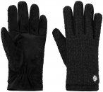 Barts Lennon Gloves Schwarz, Female Mens -Farbe Black, M