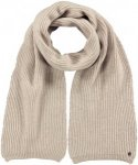 Barts Livenza Scarf Beige, Female Accessoires, One Size
