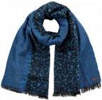 Barts Tiber Scarf Blau, Female Accessoires, One Size