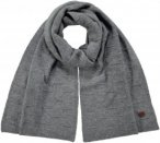 Barts Timber Scarf Grau, Female Accessoires, One Size