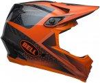 Bell Full-9 Colorblock / Orange / Schwarz | Größe XS/S |  Fahrradhelm