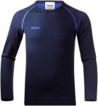 Bergans Akeleie Youth Shirt Kinder | Blau | 164 | +128,140,152,164