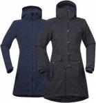 Bergans Bjerke 3in1 Lady Coat Blau-Grau, S, Damen Freizeitmantel ▶ %SALE 20%