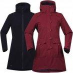 Bergans Bjerke 3in1 Lady Coat Blau-Rot, XS, Damen Freizeitmantel ▶ %SALE 25%