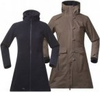 Bergans Bjerke 3in1 Coat Braun, Female Freizeitmantel, XS